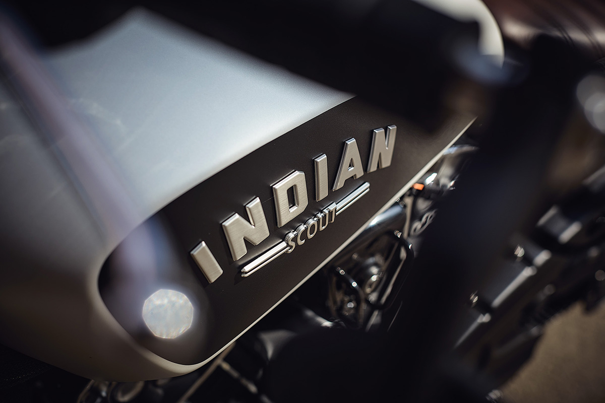 Indianscout, Indian, Motorcycle